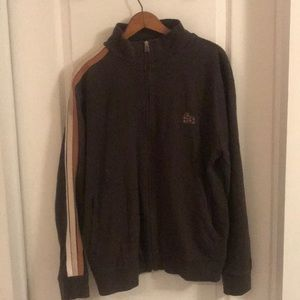 Vintage French Connection Full zip sweatshirt